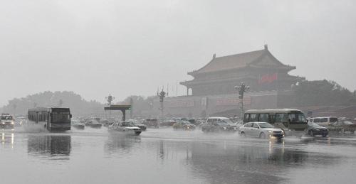 北京大暴雨