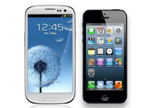 全面对比iPhone手机和Android手机(1)