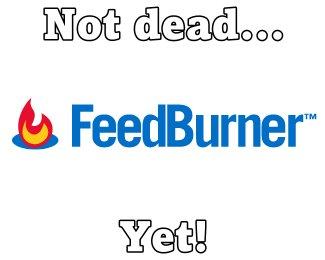 FeedBurner会不会关闭?