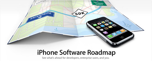 iPhone Software Roadmap