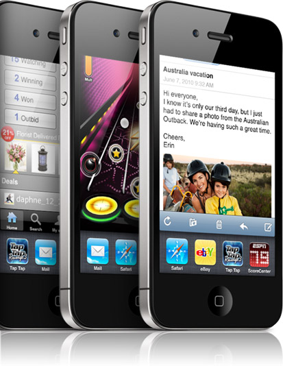 iOS 4 Multitasking
