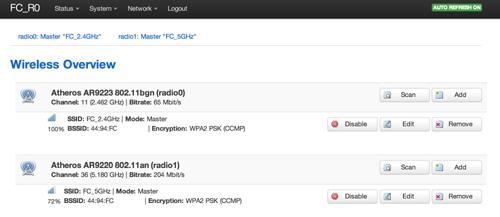 OpenWRT 路由配置 PPTP VPN + 断线自动重连 + chnroutes国内路由表