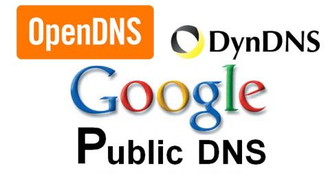 常用公共DNS服务器地址