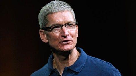 苹果CEO:身为同性恋者感到自豪