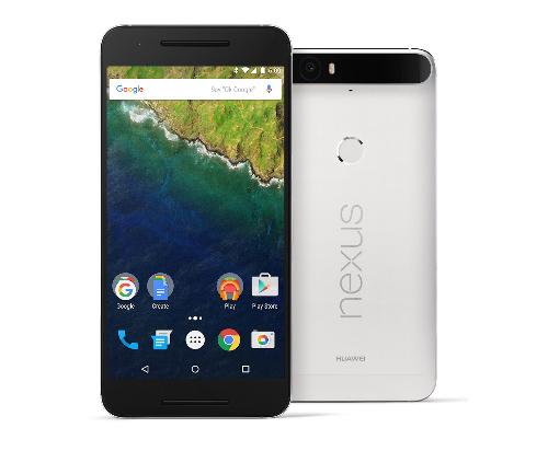 华为代工谷歌发布Nexus 6P新机
