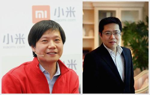 借势小米,爱空间创始人陈炜(右)开始进军互联网装修
