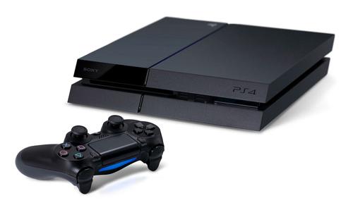 索尼PS4游戏机