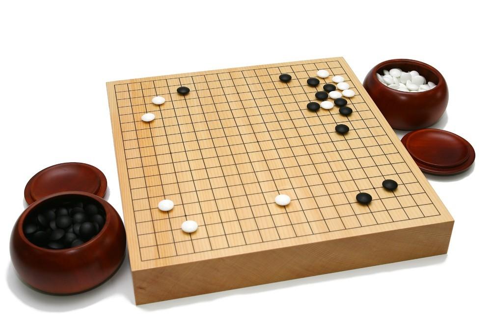 青岛天山小学附近学围棋