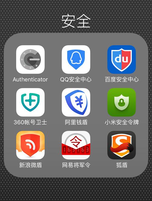 手机两步验证安全应用盘点