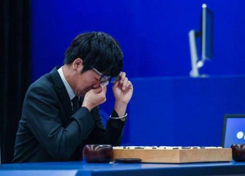 谷歌AlphaGo战胜围棋世界冠军柯洁