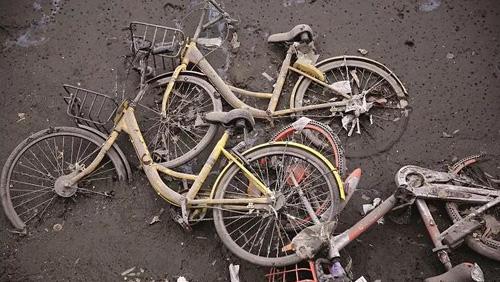 共享单车倒闭潮