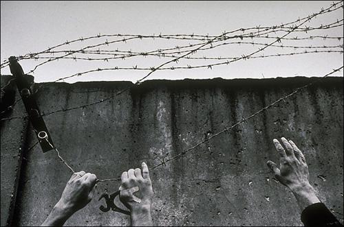 柏林墙的故事