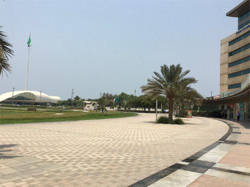 阿联酋迪拜旅游游记