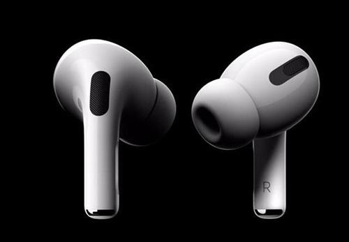 苹果发布AirPods Pro主动降噪耳机