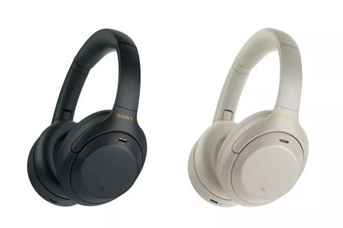 索尼WH-1000XM4无线降噪蓝牙耳机