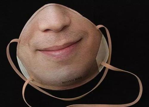 支持戴口罩的人脸识别