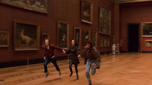 《戏梦巴黎》都致敬了哪些电影
