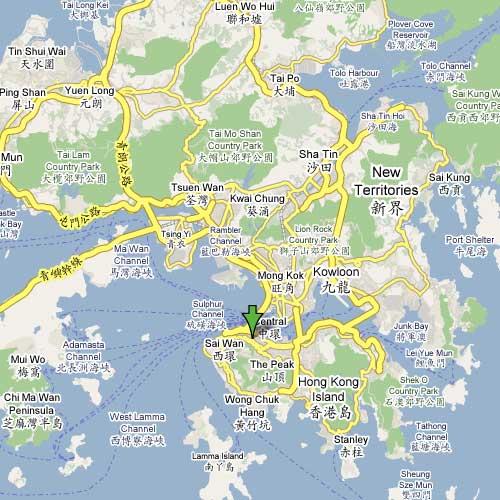 maps卫星地图新增印度