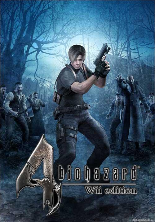 Wii版生化危机4游戏